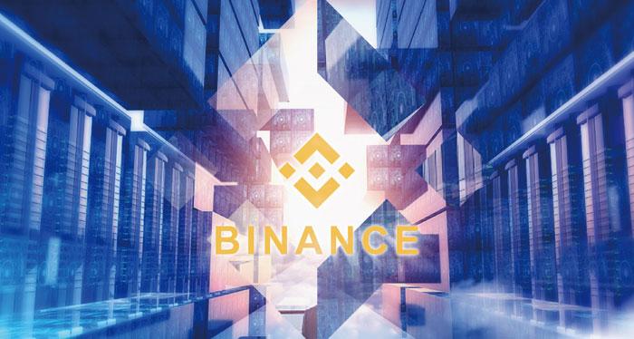 バイナンス Binance ロゴ