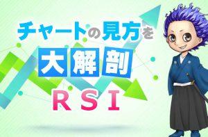 RSI CRSI チャート テクニカル分析